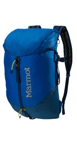 Marmot Kompressor 18L Daypack Peak Blue/Dark Sapphire